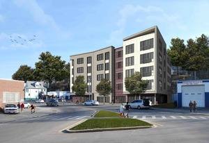 233 hancock street dorchester boston dotblock arx urban rode architects proposed development