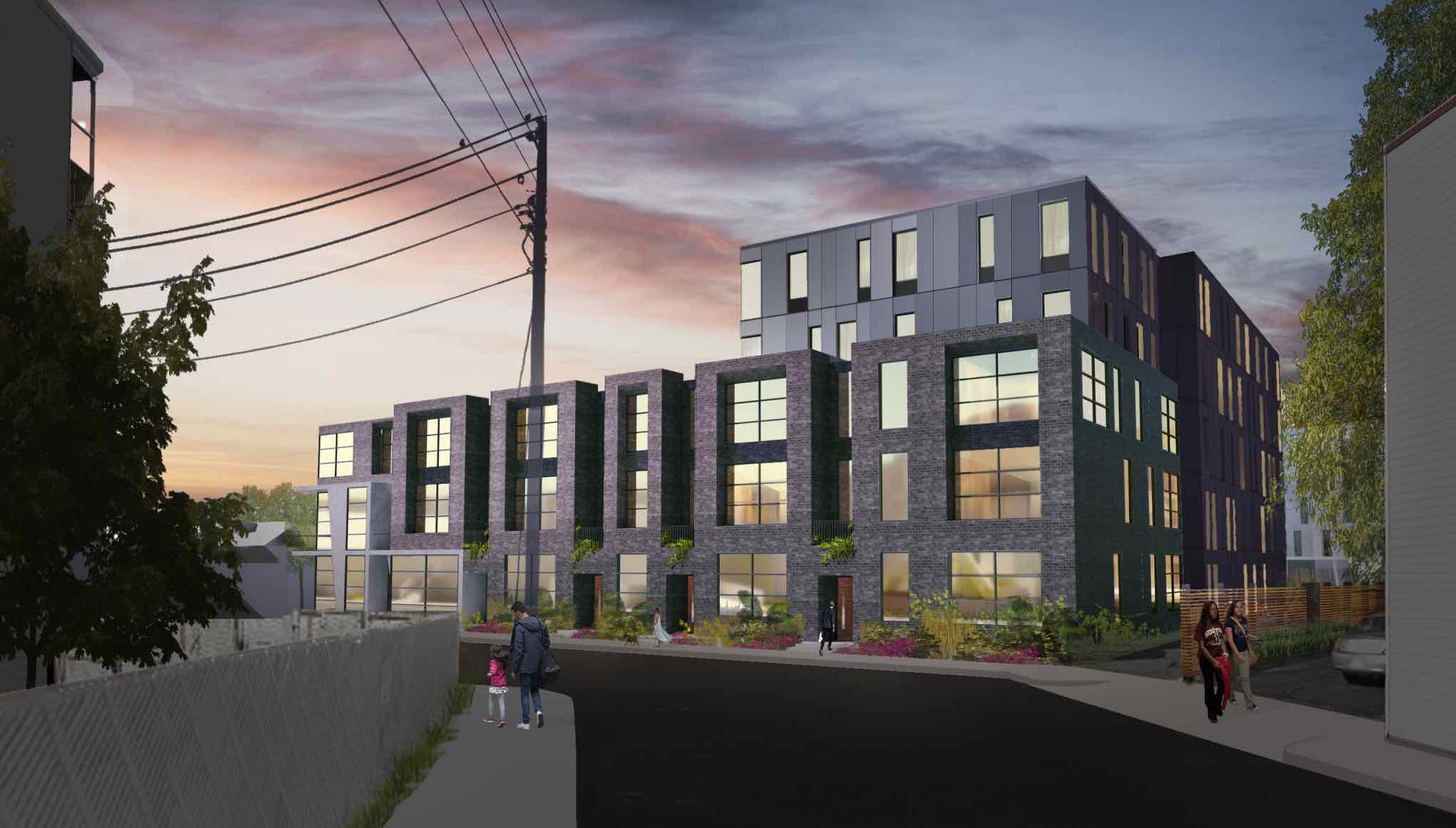 144 addison street 175 mcclellan highway route 1a east boston proposed residential apartment development gate residential bulgroup properties