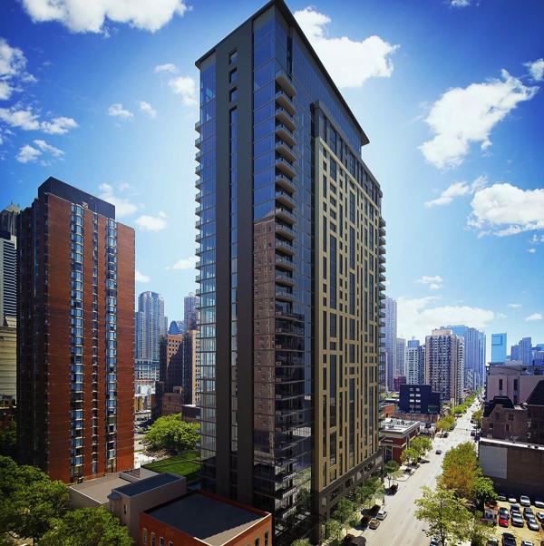 Aurlien chicago rentals 602