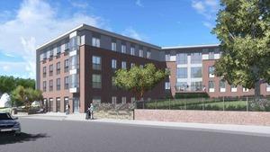 Harmon apartments 2045 dorchester avenue boston development