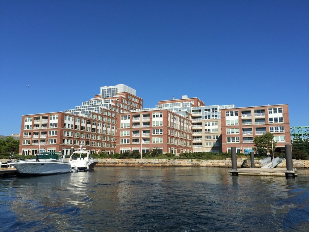 Harborview at the navy yard luxury apartments charlestown waterfront roseland jll john hancock