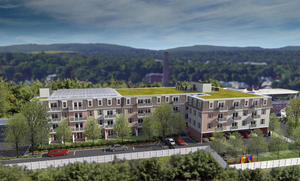 1120 1132 washington street dorchester boston proposed residential building city point development