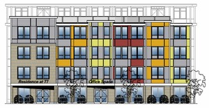 75 85 liverpool street east boston maverick square proposed apartment office building real estate development flying cloud realty trust
