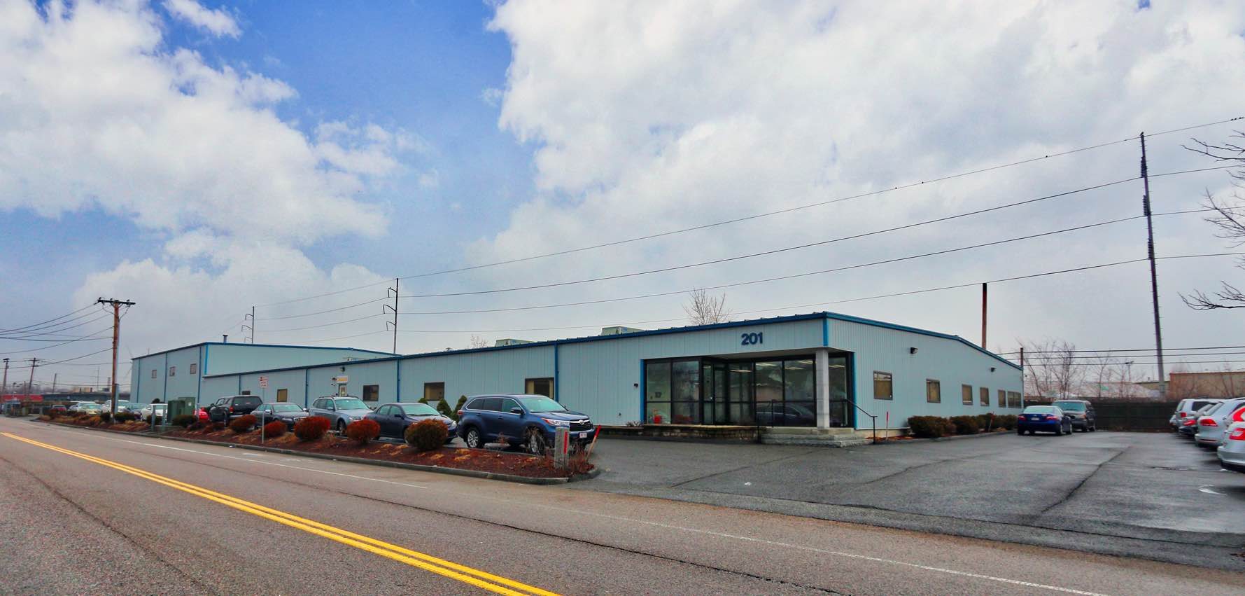 201 crescent avenue chelsea ma silver line extension warehouse manufacturing property the seyon group