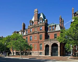 Ames webster mansion luxury condominiums residences for sale back bay boston campion company sheikh fahad m.s. al athel developer kahlil hamady architect