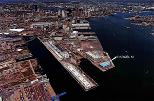 Parcel m 3 dolphin way boston marine industrial park seaport district boston global investors new boston food market proposed development