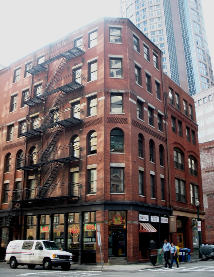 281 franklin street financial district boston office retail building six capital llc