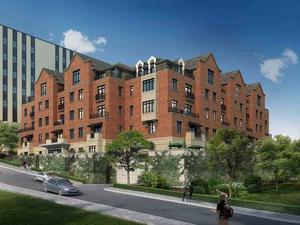 The lancaster luxury condominiums residences 1501 commonwealth avenue brighton boston ma diamond sinacori hart development associates urban spaces