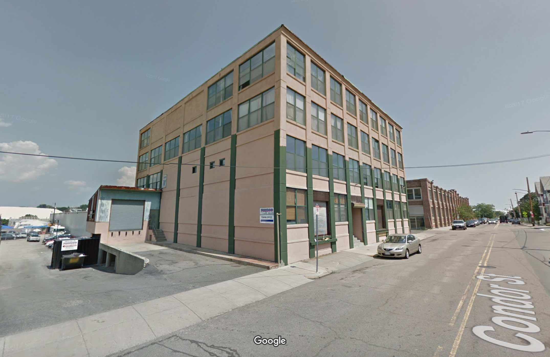 98 100 condor street east boston office building mai luo weston private investor