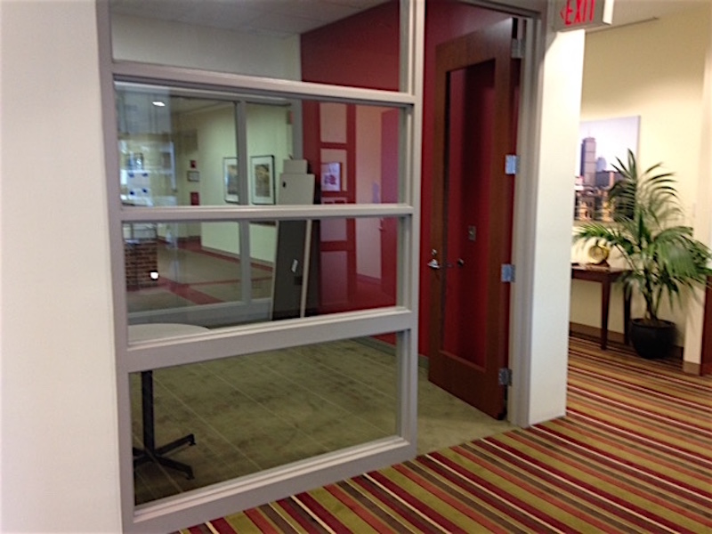 Bldup Boston University Questrom School of Business Office Expansion
