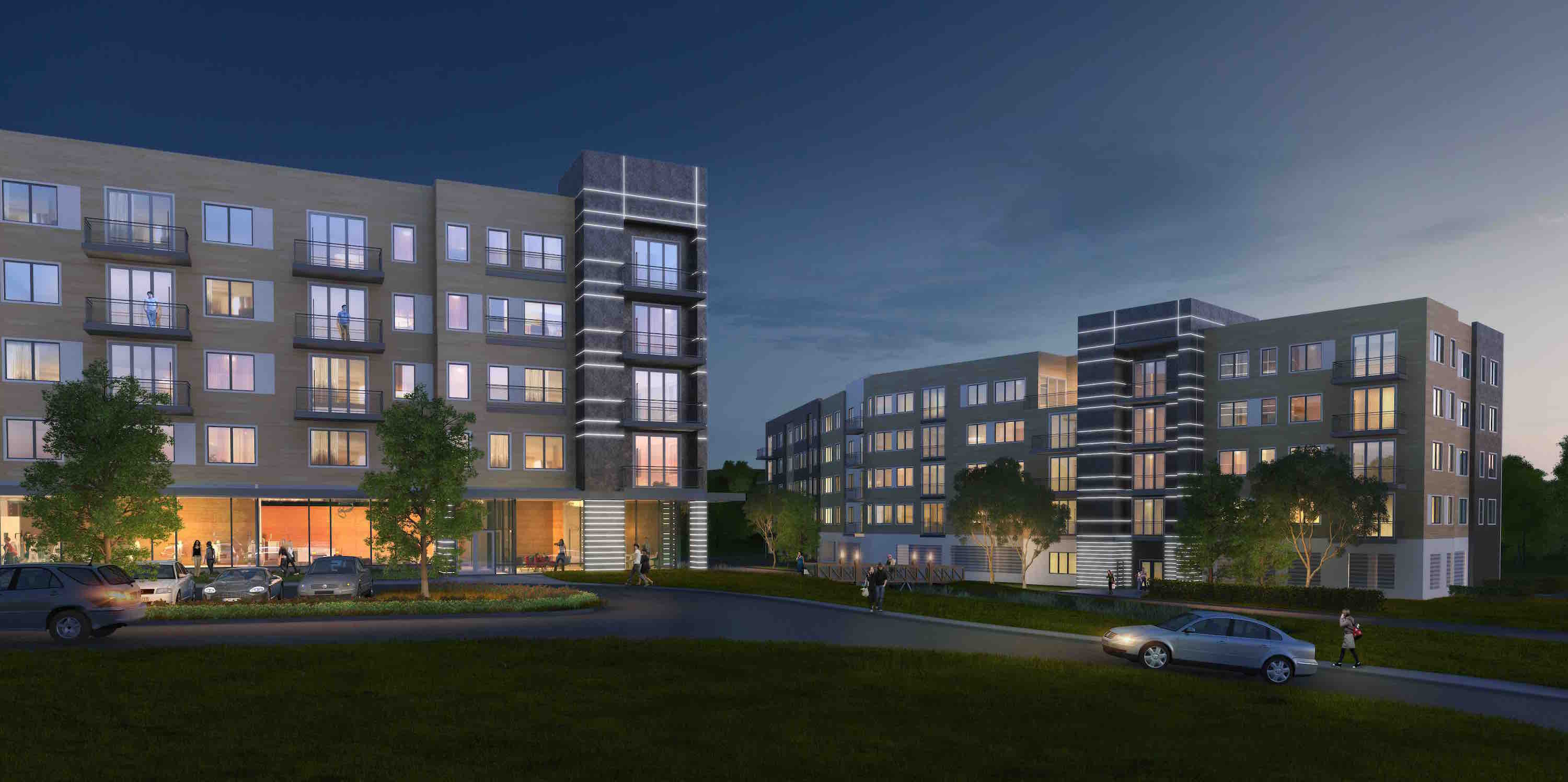 Emery flats 200 presidential way woburn ma apartments residences new construction for rent lease national development
