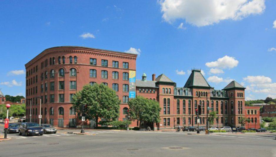 Baker chocolate factory apartments 1220 adams street lower mills dorchester for rent lease upscale luxury chartwell holdings