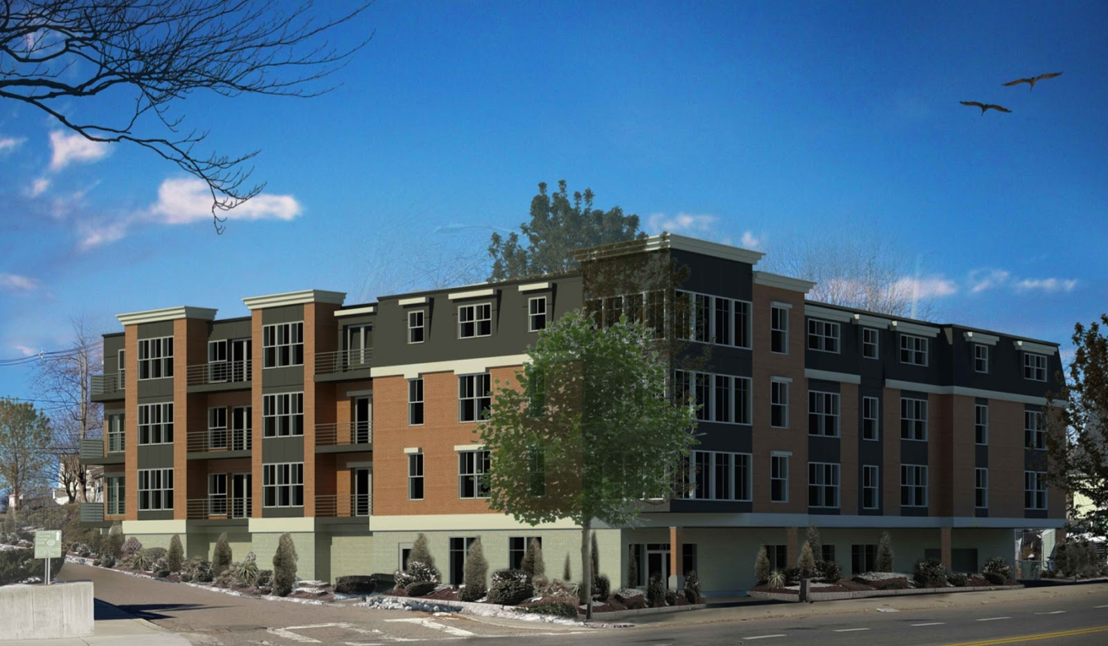 81 chestnut hill avenue real estate development residential apartments allston brighton boston new construction