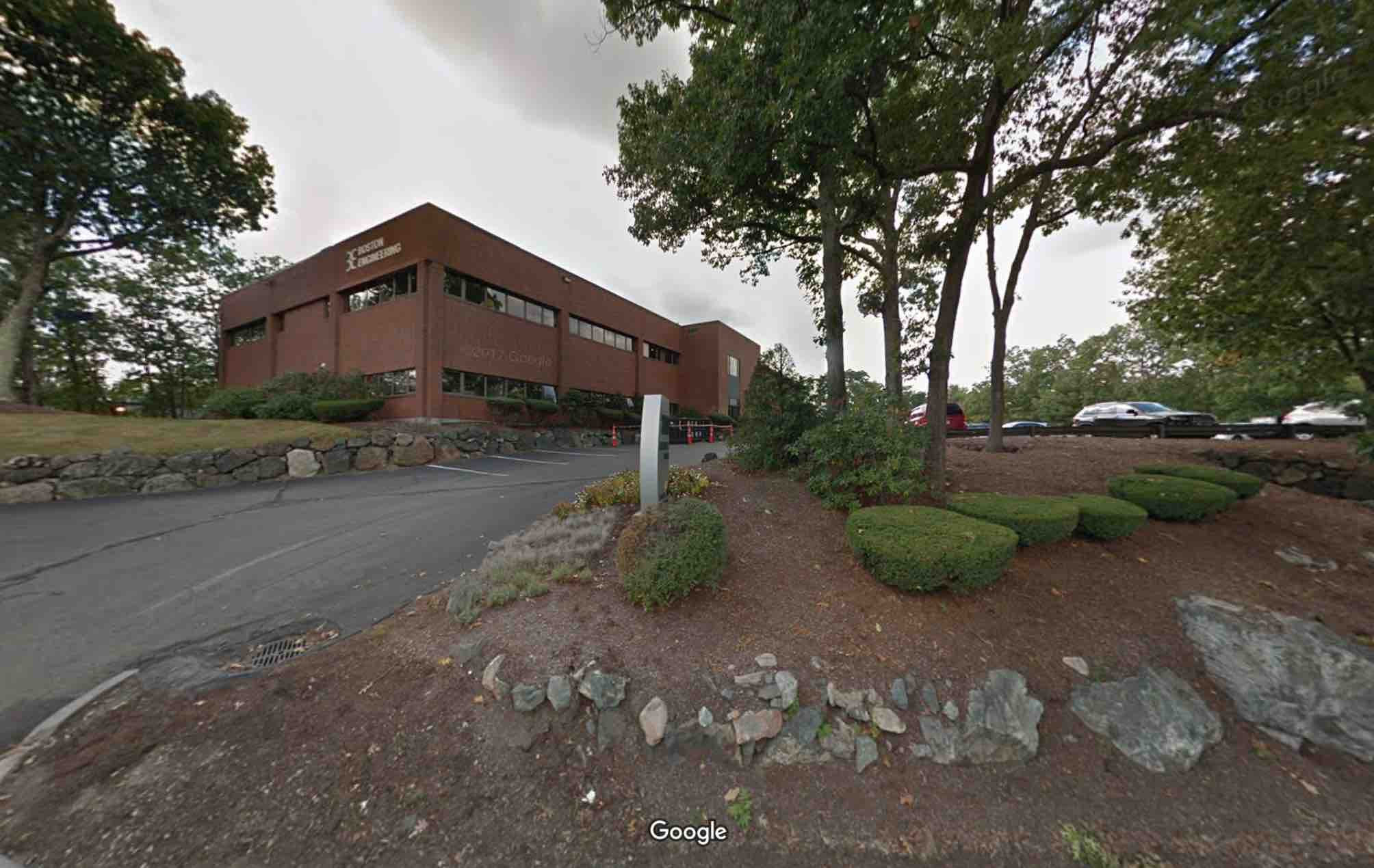 300 bear hill road waltham ma boston engineering office building
