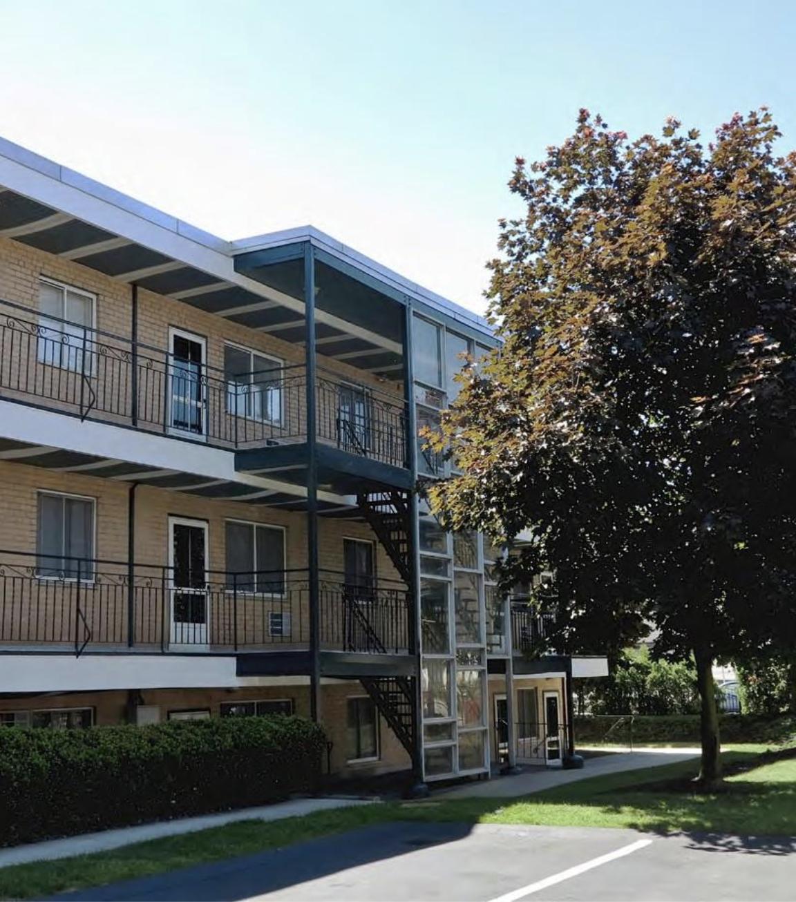 Stony brook apartments