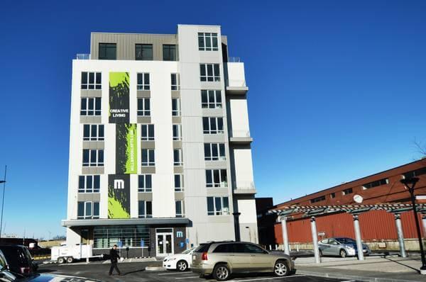 Millbrook lofts apartments