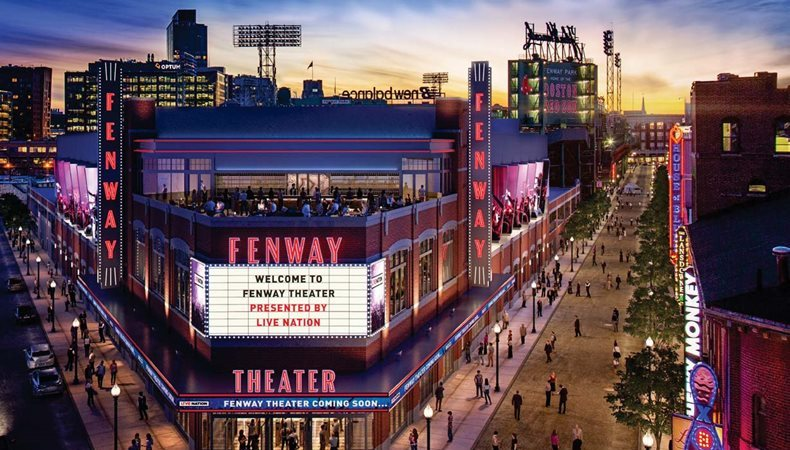 Fenway theater