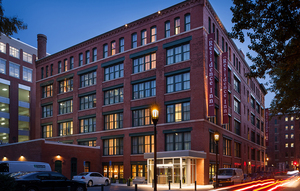 Residence inn by marriott seaport district boston ma