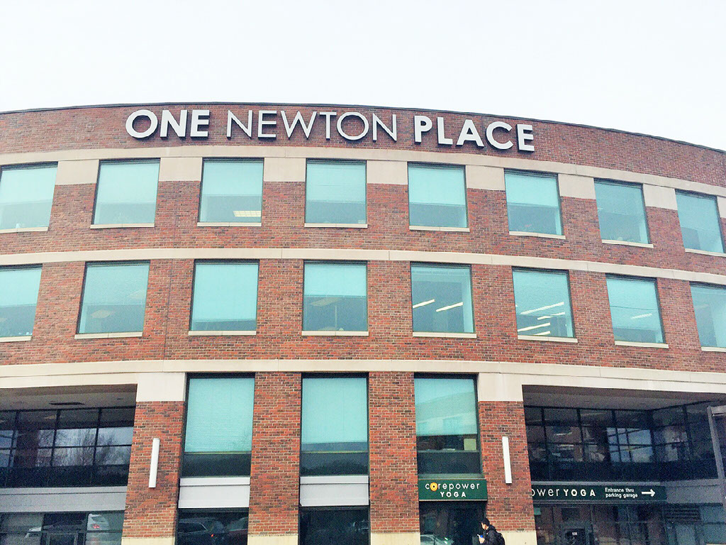 One newton place 275 washington street newton ma