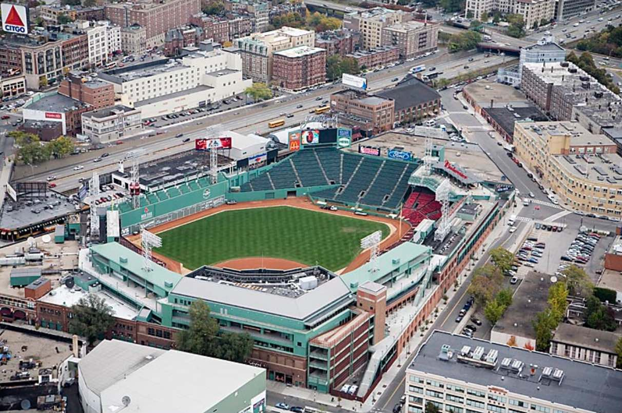 Sports stadiums rebuilding local neighborhoods enhancing local economies fenway boston jm electrical company inc