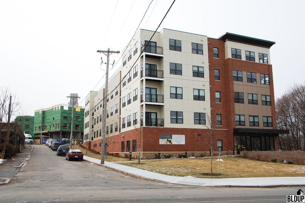 Greater boston s impressive job growth surges multifamily housing permitting brookside hillside 999 hancock quincy ma apartments condominiums boston property ventures