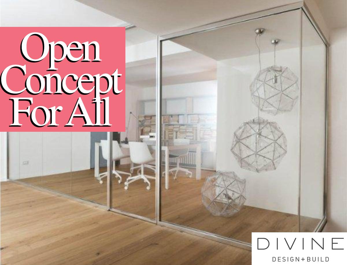 Open conccept