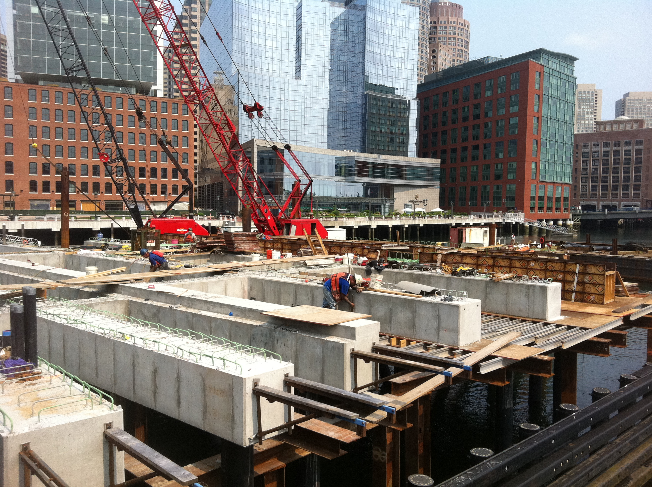 Boston construction jobs