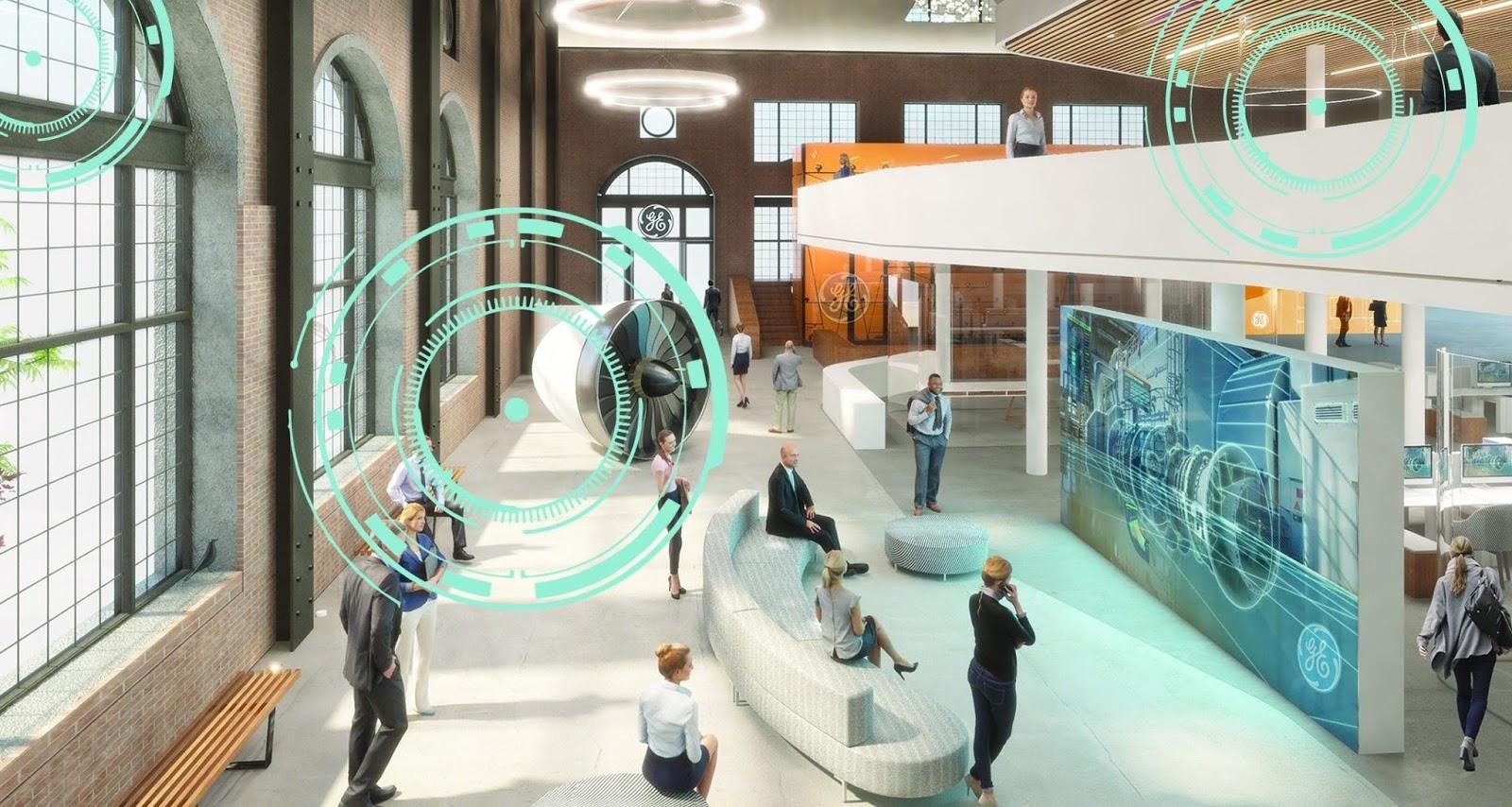 Retrofit maximizing boston s unique industrial architecture for modern office culture