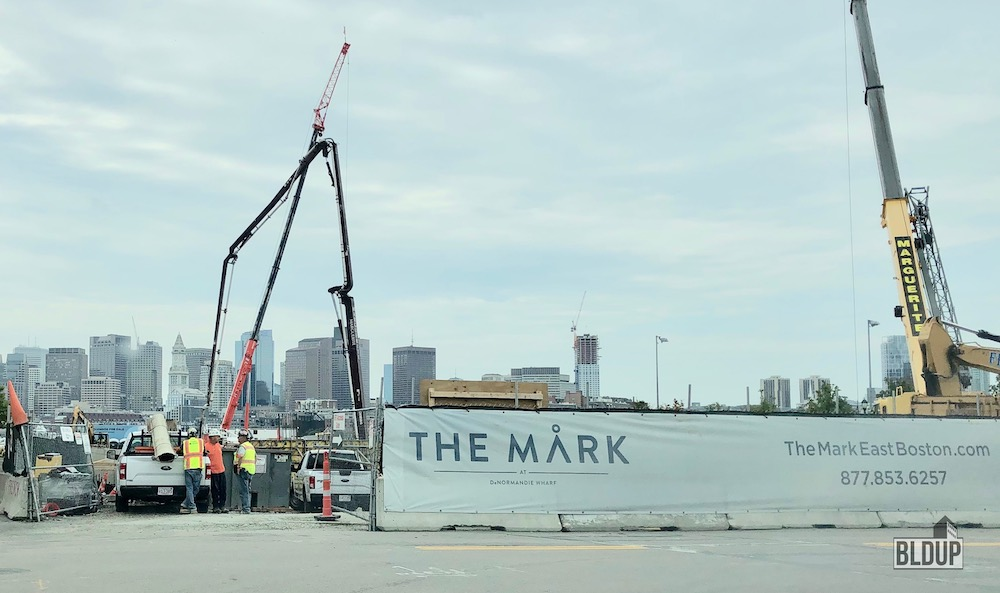 The Mark at DeNormandie Wharf