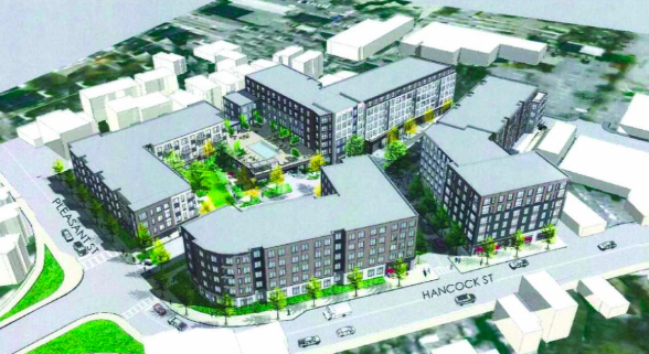 Dot Block Dorchester Updated Site Plan