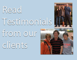 Read testimonials from our clients