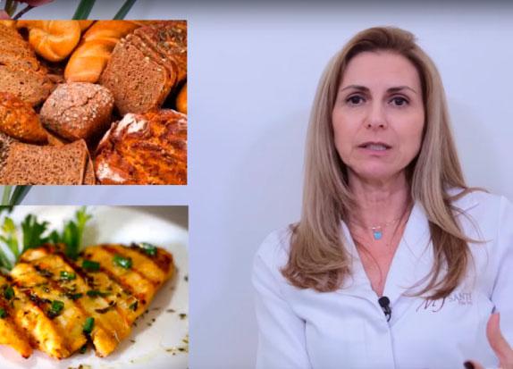 Nutricionista destaca importância do equilíbrio na alimentação!