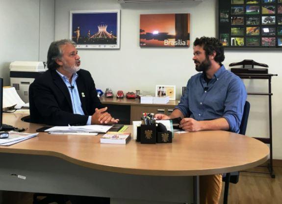 Programa Concurso Público encerra segunda temporada com uma entrevista com o professor e especialista em concursos José Wilson Granjeiro!