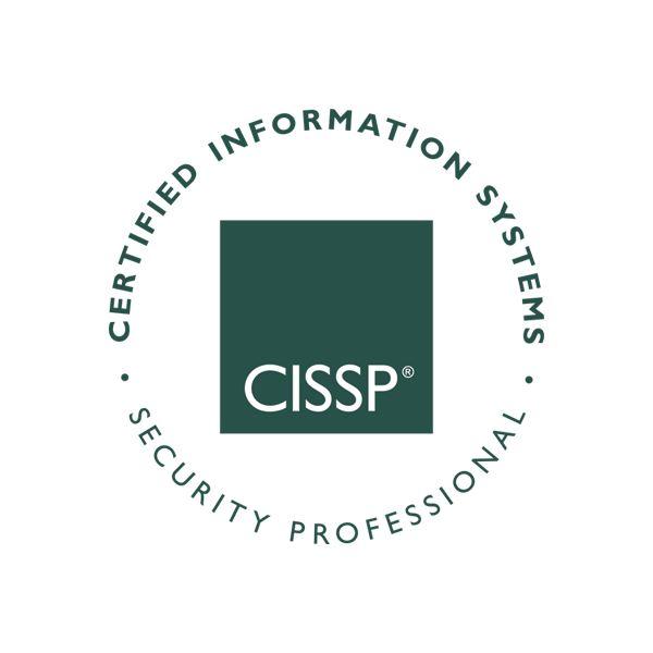 logo da certificação cissp de segurança