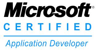 logo da certificação de ti da microsoft