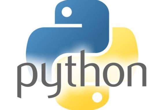 logomarca da linguagem python