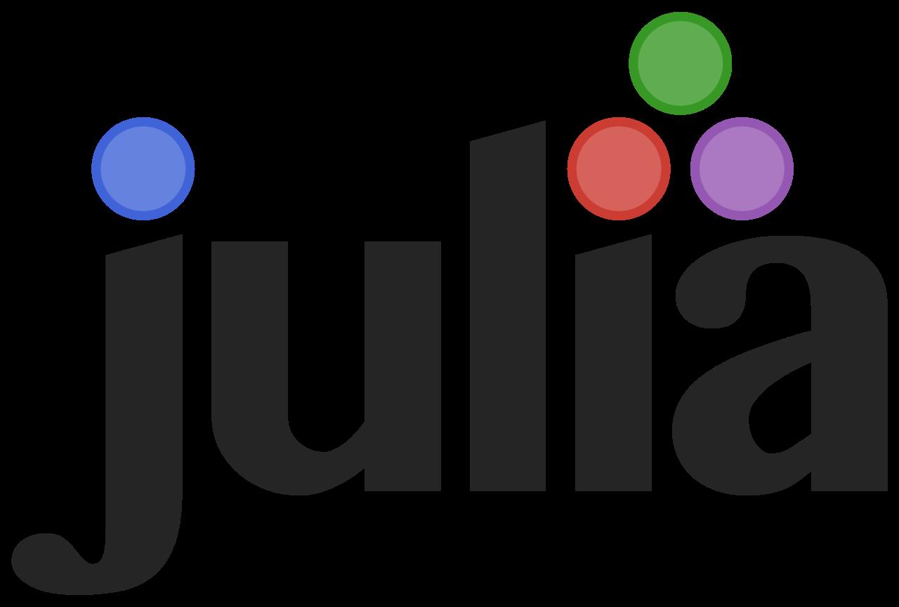 logomarca da linguagem julia para ciencia de dados