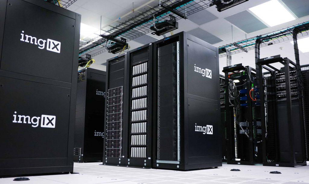 data center com clusters distribuidos