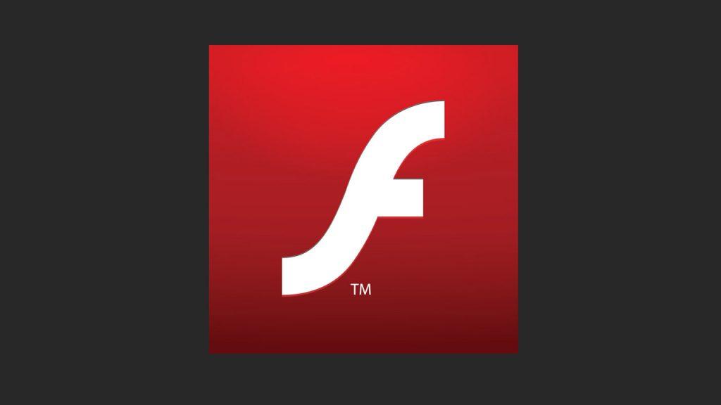 logo do adobe flash