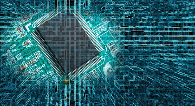 redes neurais de uma inteligência artificial