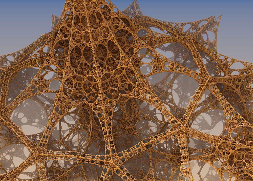 ligações fractais