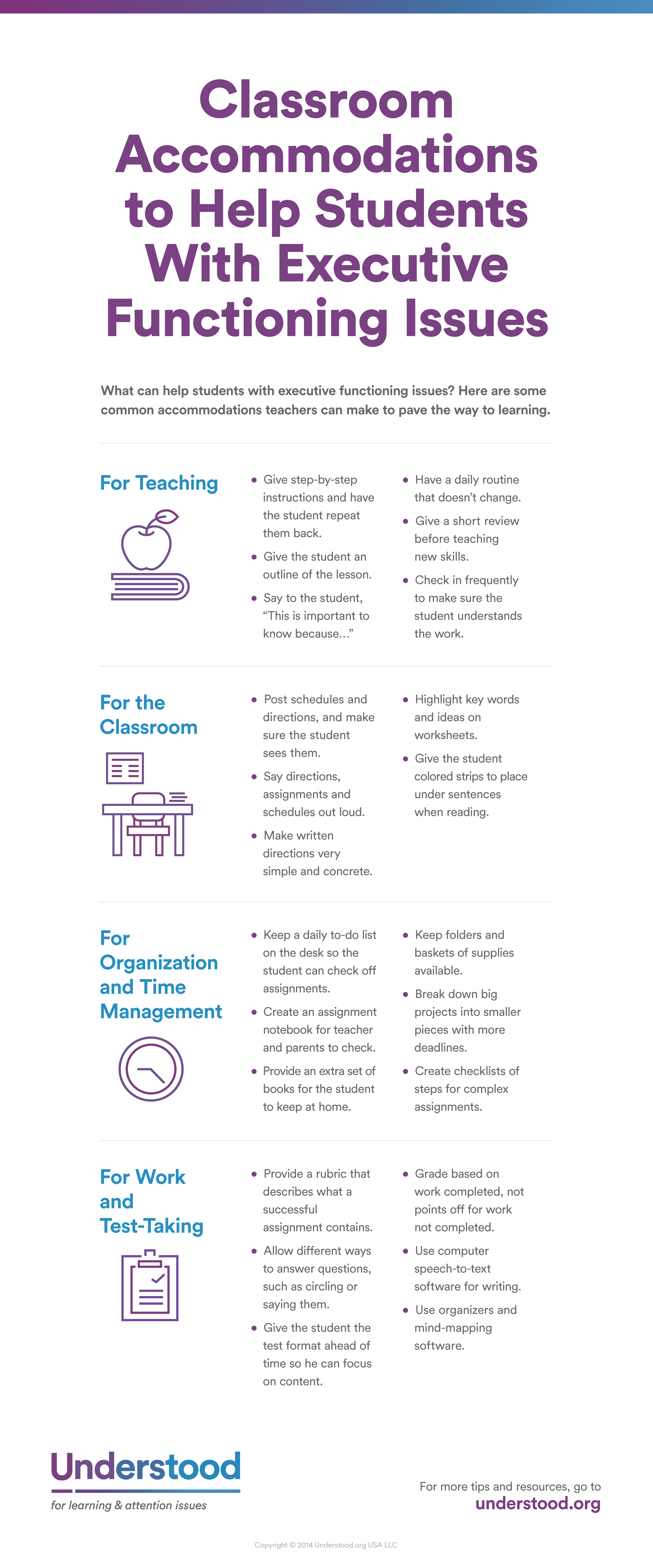 Classroom Accommodations To Help Students With Dyslexia