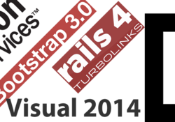 Visual 2014 do blog