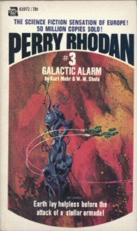 Galactic Alarm — Perry Rhodan No. 3