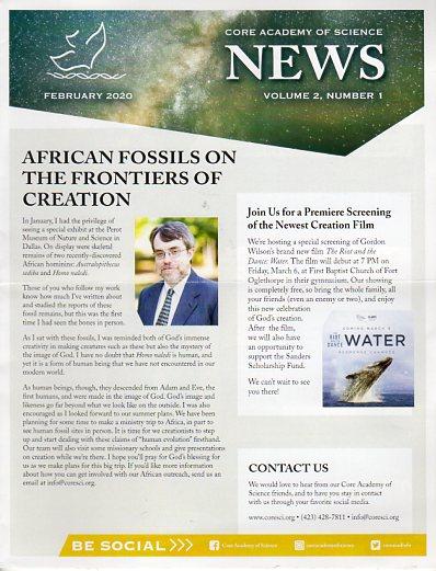 CORE News, Vol. 2 No. 1, February 2020