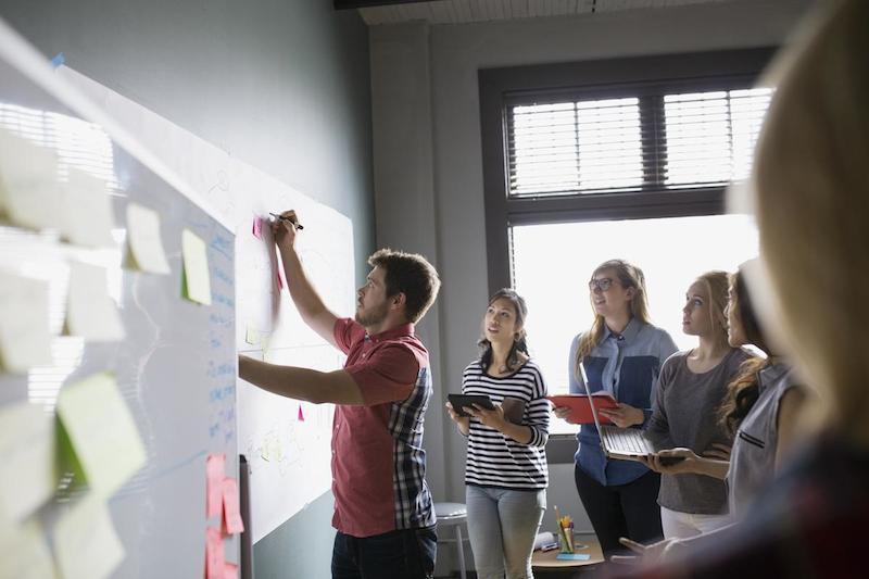 inspiring innovative office. Designing-design-team-hero Inspiring Innovative Office A