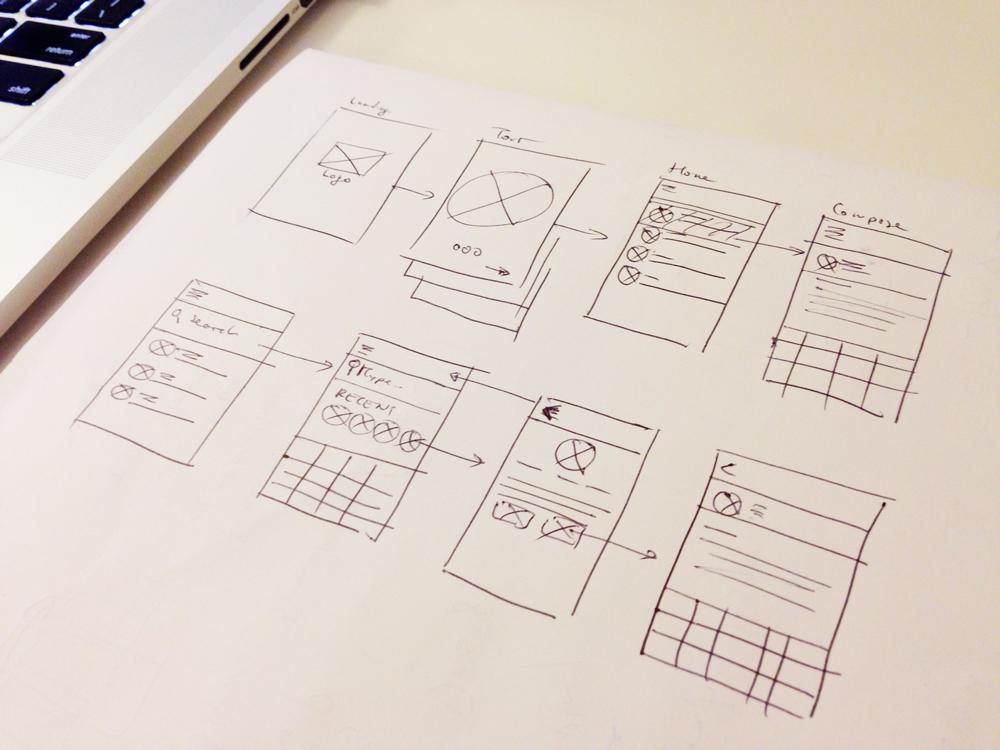 sketching before sketch app