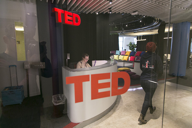 Inside Design: TED