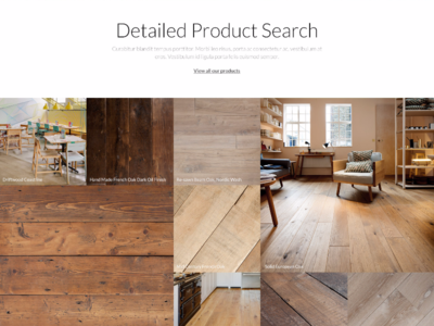 Flooring, Flooring, Flooring by Alex Collins for Ether Creative