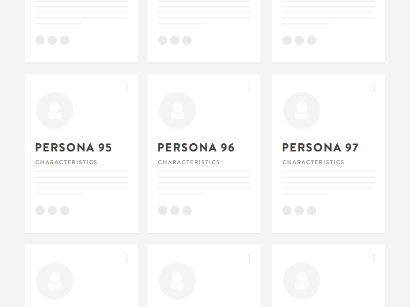 Read more about personas: Predictive personas